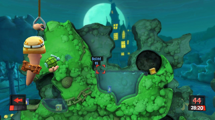 Worms: Revolution Review - Screenshot 3 of 4