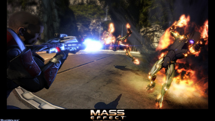 Mass Effect Screenshot