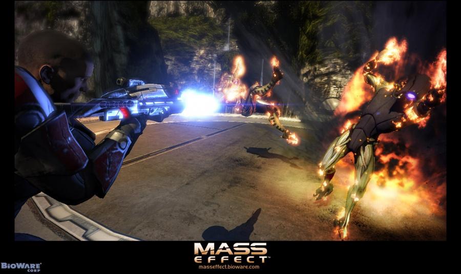 Mass Effect Review - Screenshot 1 of 5