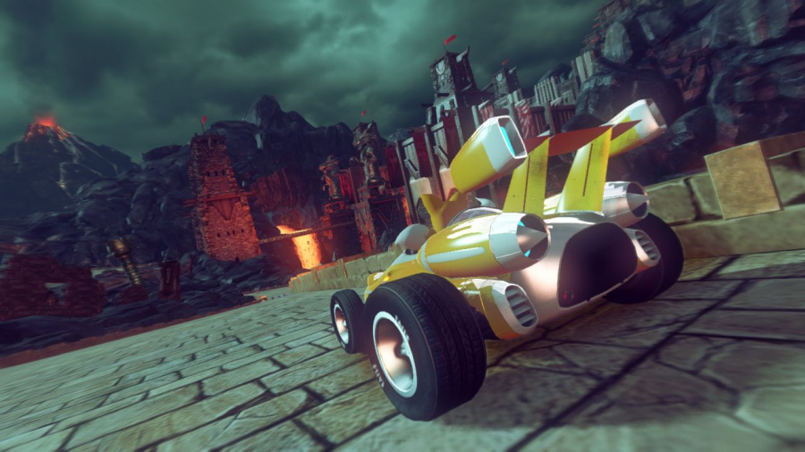 Sonic & All-Stars Racing Transformed Review - Screenshot 4 of 5