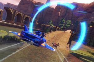 Sonic & All-Stars Racing Transformed Screenshot