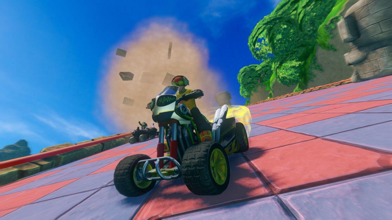 Cars Com Reviews >> Sonic & All-Stars Racing Transformed (PS Vita / PlayStation Vita) Game Profile | News, Reviews ...