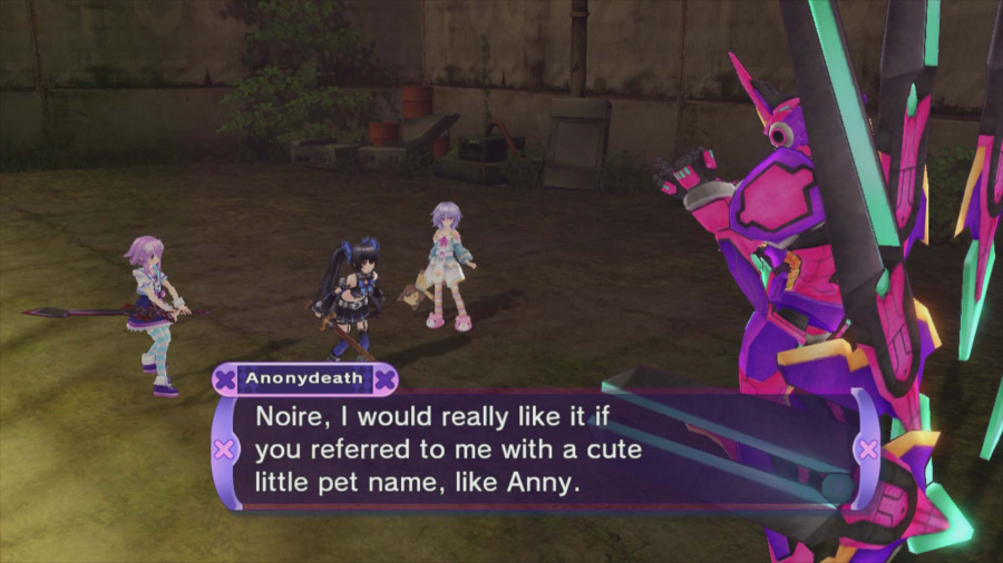 Hyperdimension Neptunia Victory Review - Screenshot 1 of 4