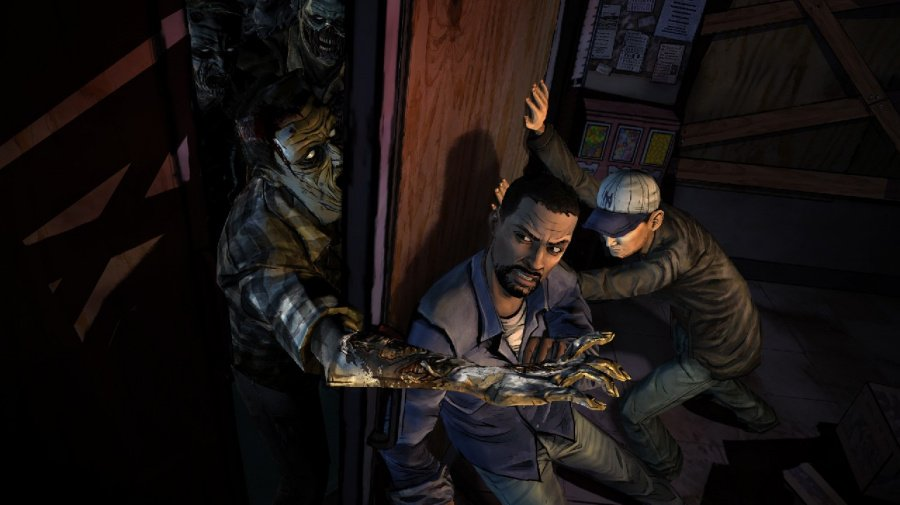 The Walking Dead: A Telltale Games Series Review - Screenshot 1 of 3