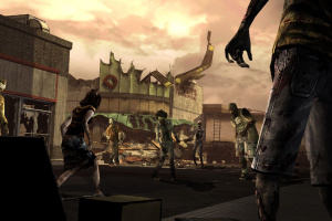 The Walking Dead: A Telltale Games Series Screenshot