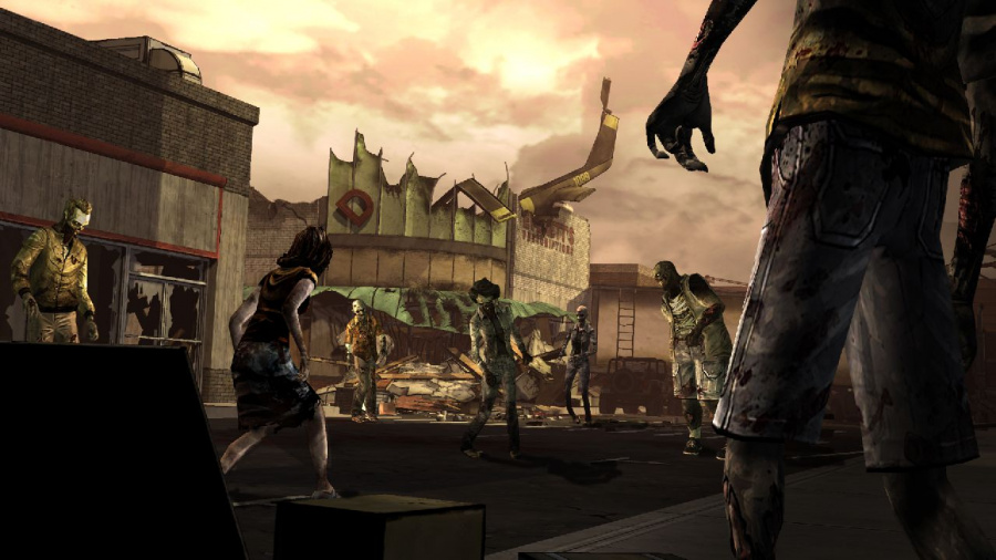 The Walking Dead: A Telltale Games Series Review - Screenshot 2 of 3