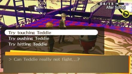 Persona 4 Golden Screenshot