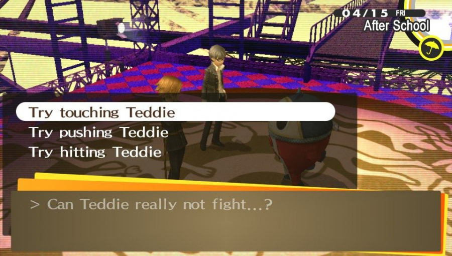 Persona 4 Golden Review - Screenshot 5 of 6