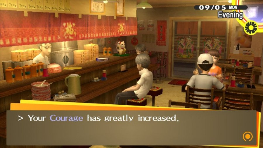 Persona 4 Golden Review - Screenshot 1 of 6