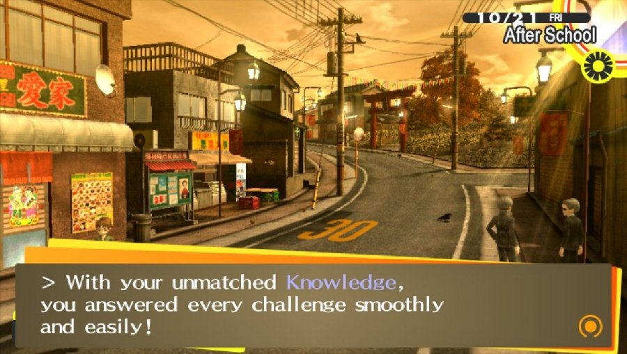 Persona 4 Golden Review - Screenshot 4 of 6