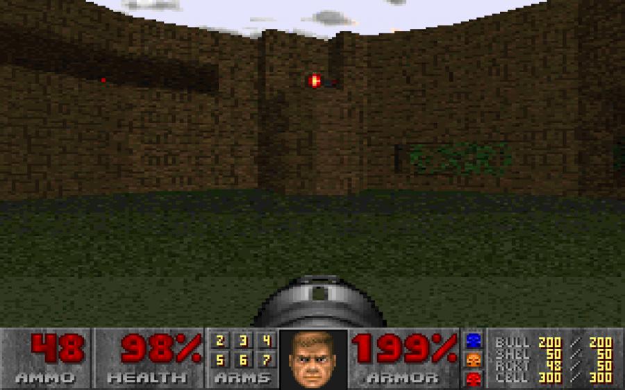 DOOM Classic Complete Review - Screenshot 3 of 3