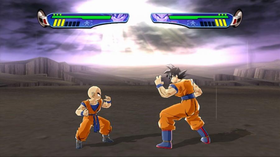 Dragon Ball Z Budokai HD Collection Review - Screenshot 6 of 6