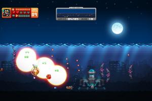 Aqua Kitty: Milk Mine Defender Screenshot