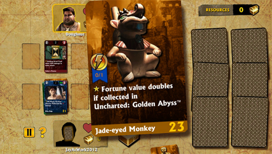 Uncharted: Fight for Fortune Review - Screenshot 3 of 3