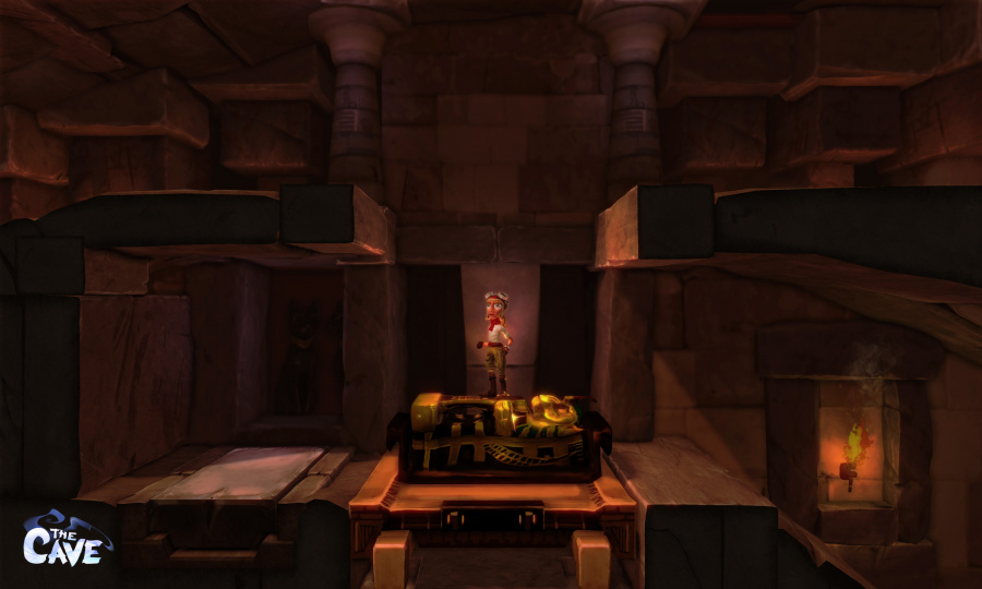 The Cave Review - Screenshot 1 of 4
