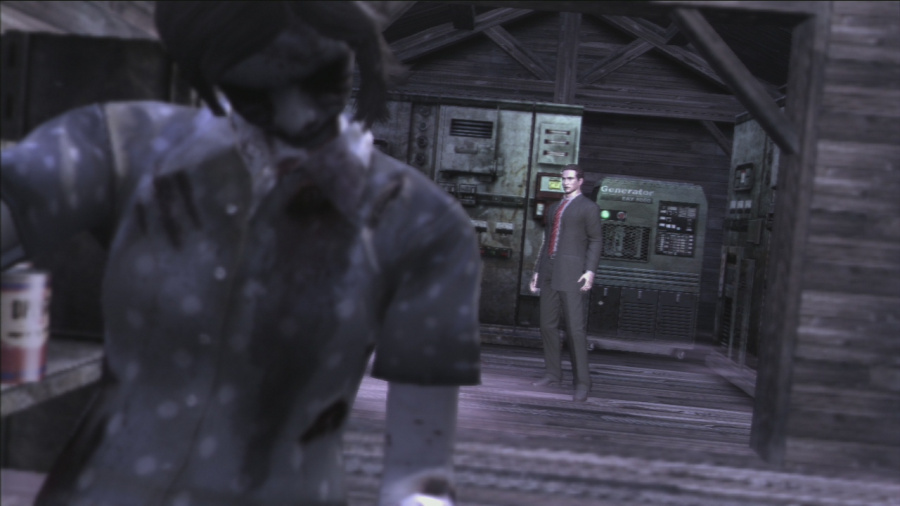 Deadly Premonition: The Director's Cut Review - Screenshot 2 of 4
