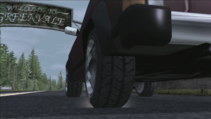Deadly Premonition: The Director's Cut Review - Screenshot 1 of 4