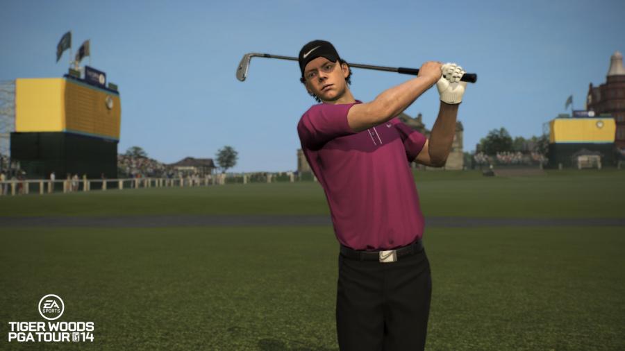 Tiger Woods PGA Tour 14 Review - Screenshot 1 of 3