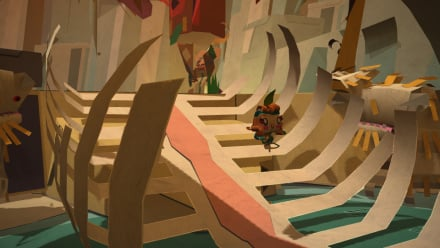 Tearaway Screenshot