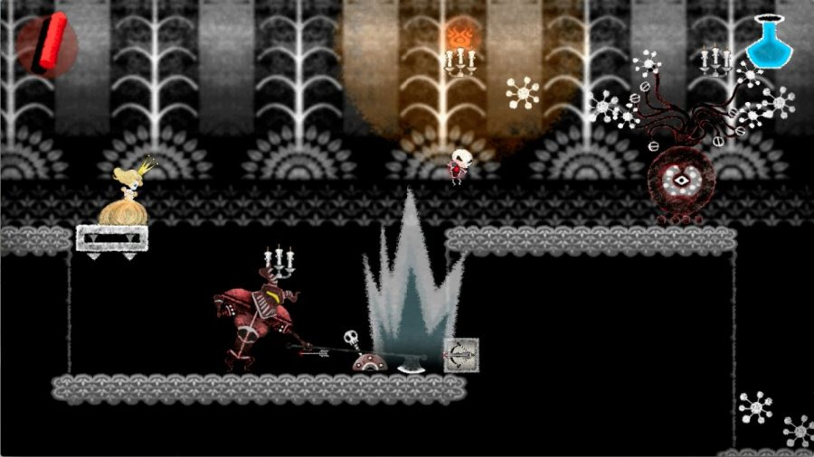 Dokuro Review - Screenshot 2 of 3