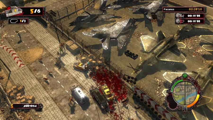Zombie Driver HD Review - Screenshot 1 of 5