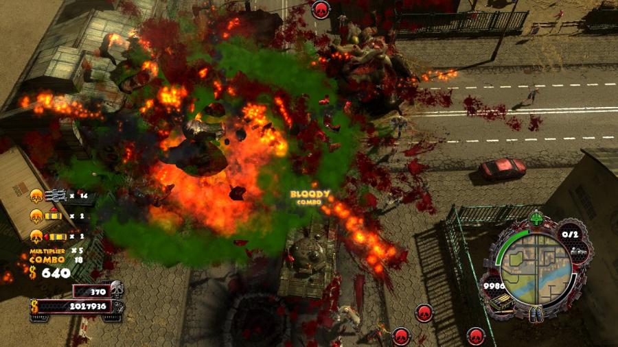 Zombie Driver HD Review - Screenshot 4 of 5