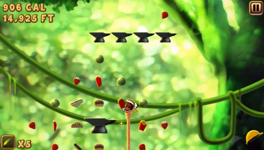 Hungry Giraffe Review - Screenshot 1 of 3