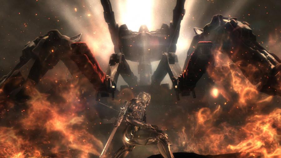 Metal Gear Rising: Revengeance Review - Screenshot 1 of 3