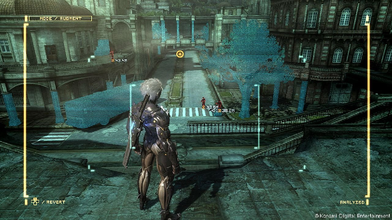 Metal Gear Rising Revengeance Ps3 Playstation 3 Game