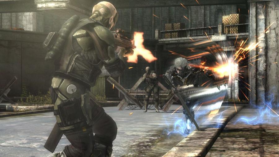 Metal Gear Rising: Revengeance Review - Screenshot 3 of 3
