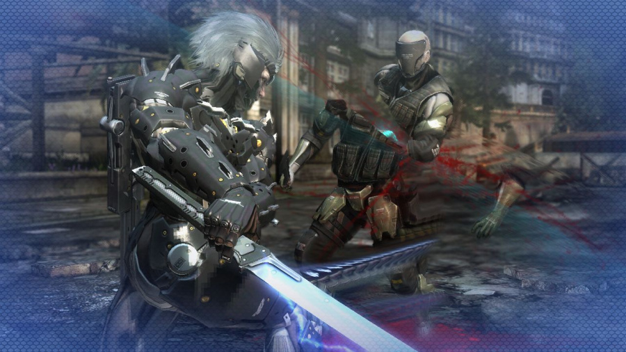 Metal Gear Rising: Revengeance Review - Screenshot 2 of 3