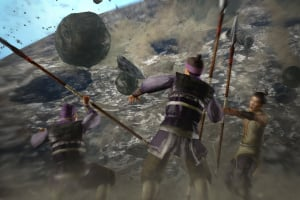 Dynasty Warriors 7: Empires Screenshot