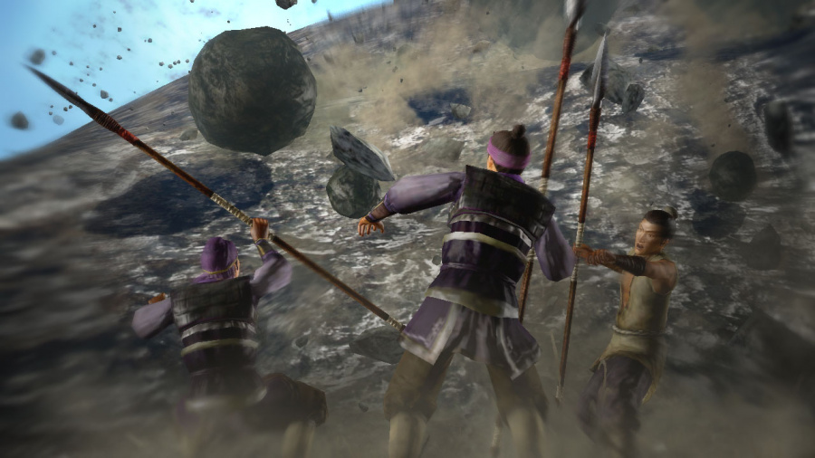 Dynasty Warriors 7: Empires Review - Screenshot 2 of 6