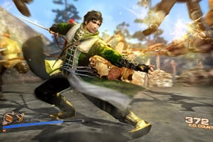 Dynasty Warriors 7: Empires Screenshot