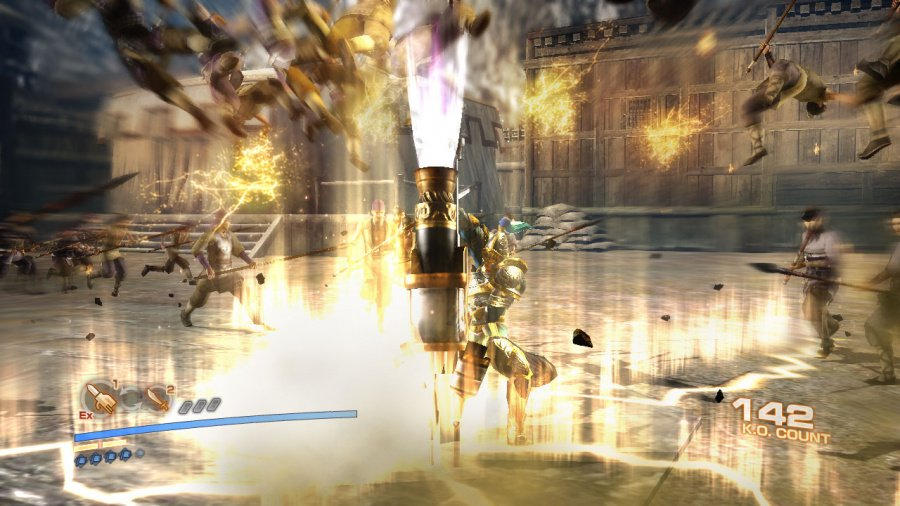 Dynasty Warriors 7: Empires Review - Screenshot 1 of 5
