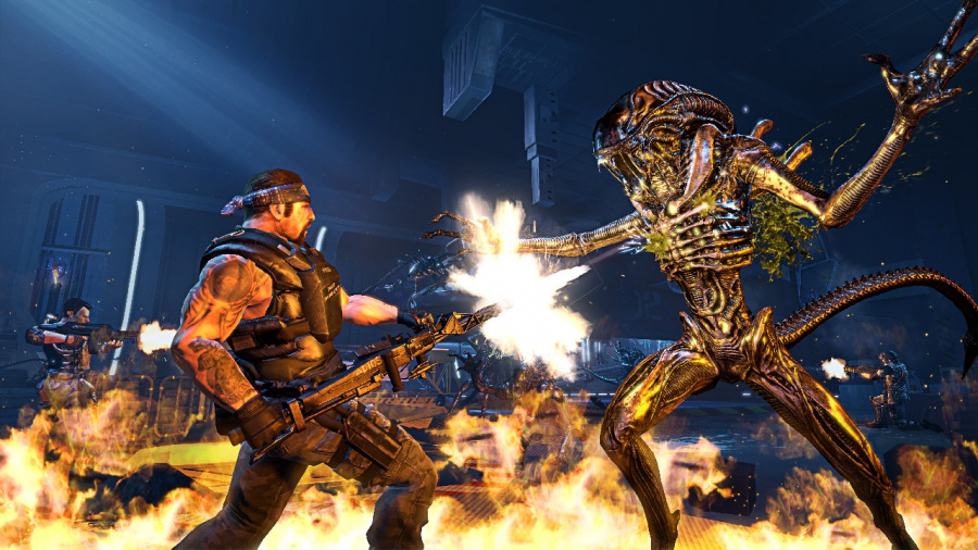 Aliens: Colonial Marines Review - Screenshot 3 of 6