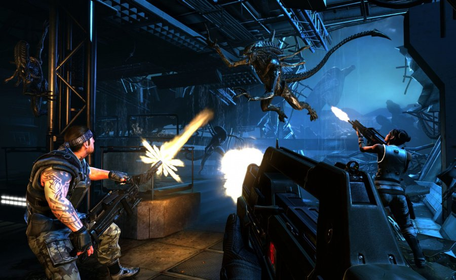 Aliens: Colonial Marines Review - Screenshot 1 of 5