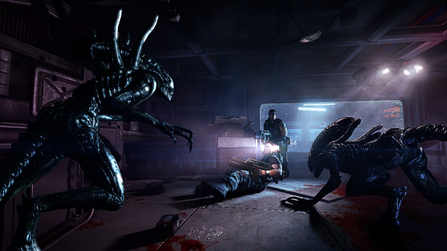 Aliens: Colonial Marines Review - Screenshot 4 of 6