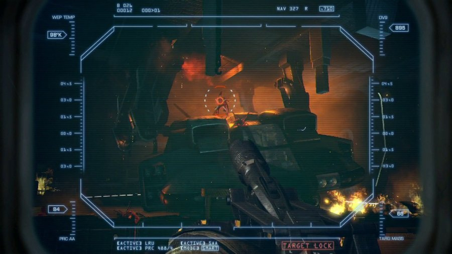 Aliens: Colonial Marines Review - Screenshot 1 of 6