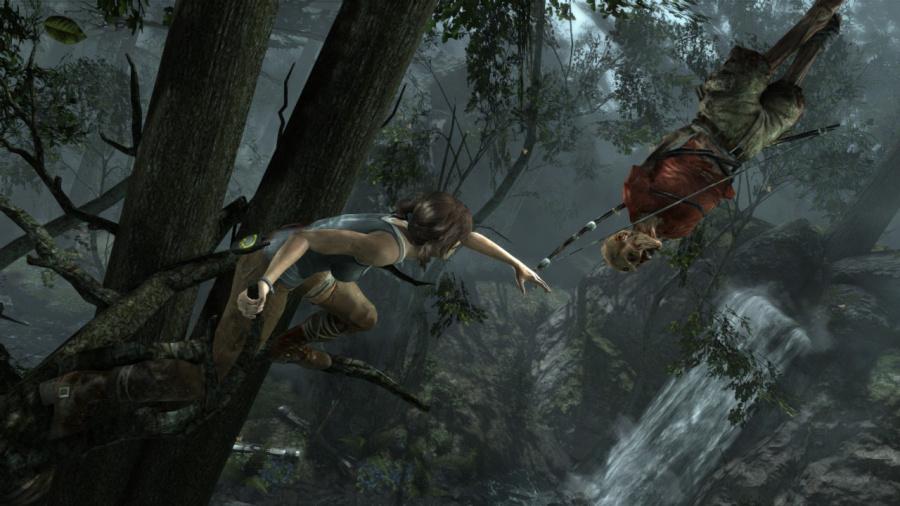Tomb Raider Review - Screenshot 1 of 4