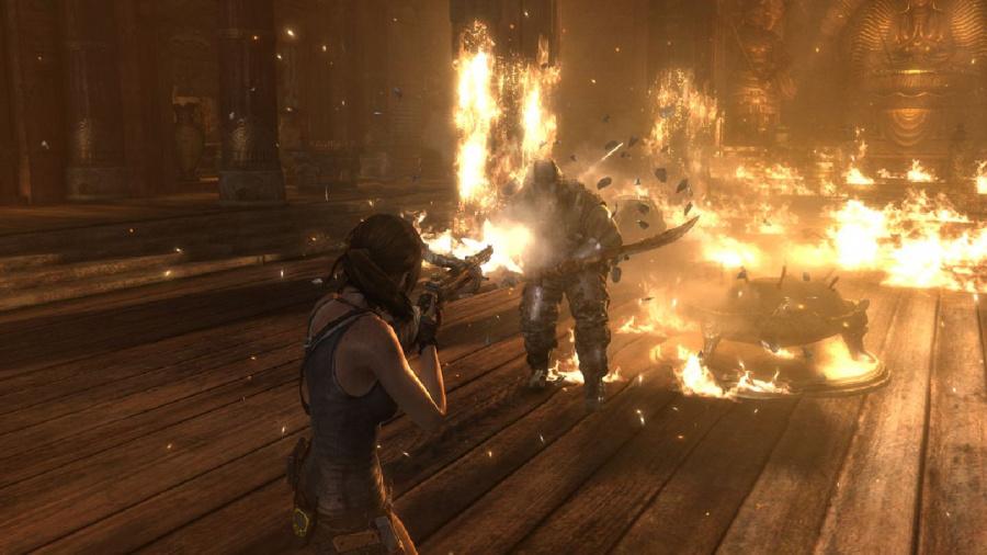 Tomb Raider Review - Screenshot 3 of 5
