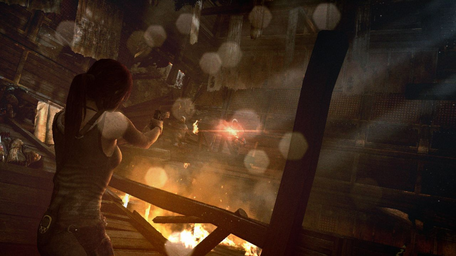 Tomb Raider Review - Screenshot 2 of 5