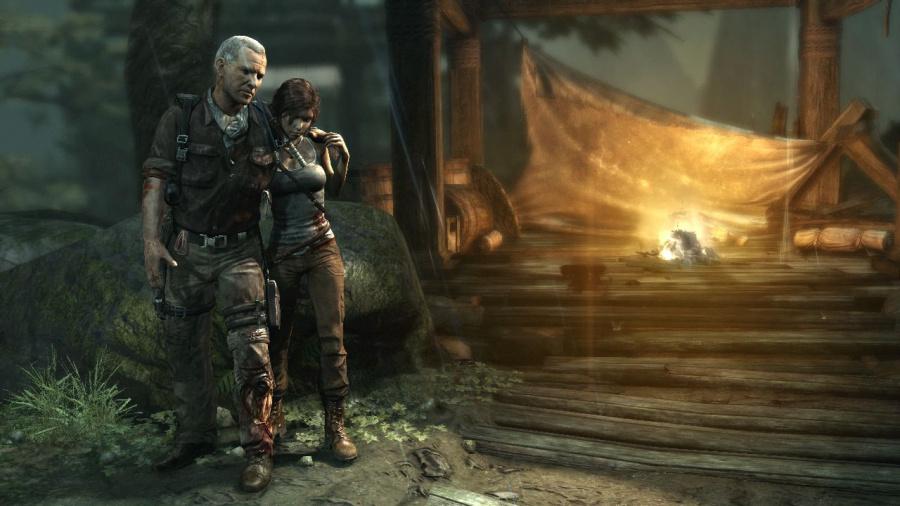 Tomb Raider Review - Screenshot 1 of 5