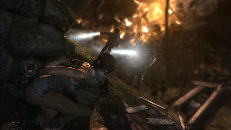 Tomb Raider Review - Screenshot 5 of 5