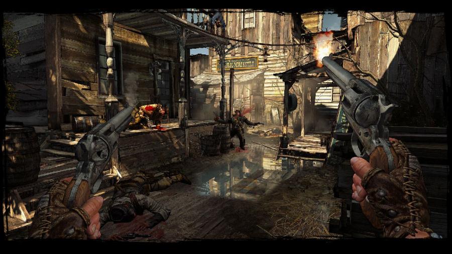 Call of Juarez: Gunslinger Review - Screenshot 1 of 3