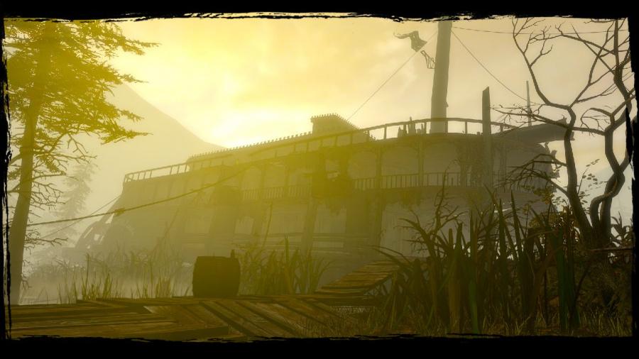 Call of Juarez: Gunslinger Review - Screenshot 2 of 4