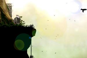 Rocketbirds: Hardboiled Chicken Screenshot