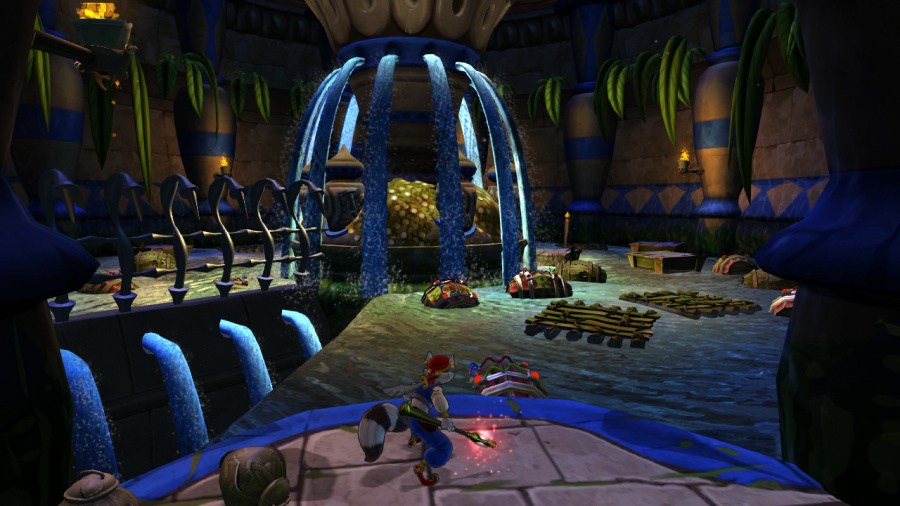 Sly Cooper: Thieves in Time Review - Screenshot 1 of 7