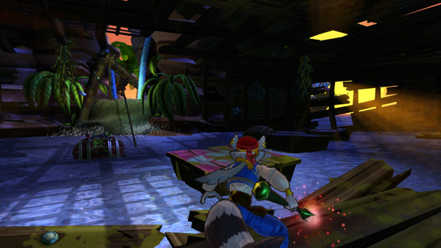 Sly Cooper: Thieves in Time Review - Screenshot 1 of 6