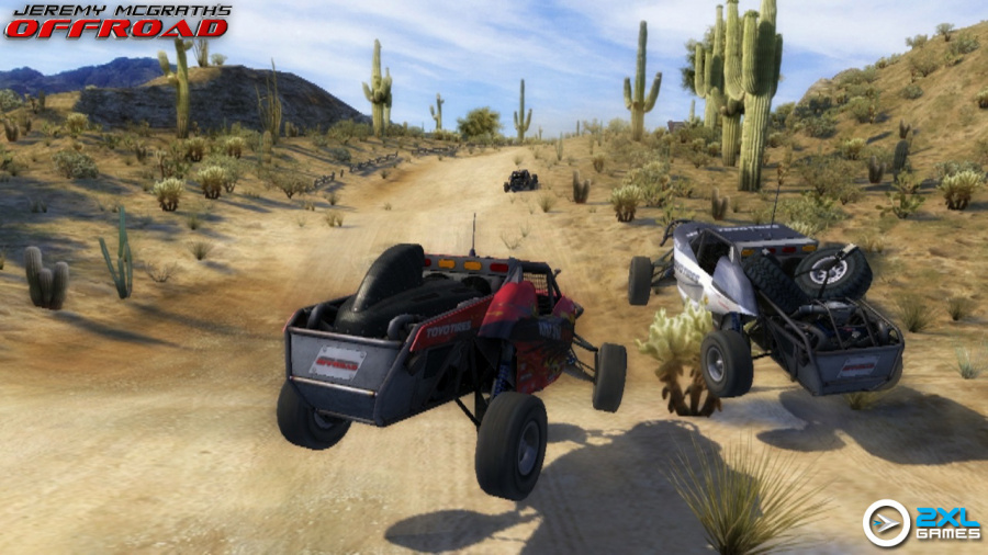 Jeremy McGrath's Offroad Review - Screenshot 2 of 3